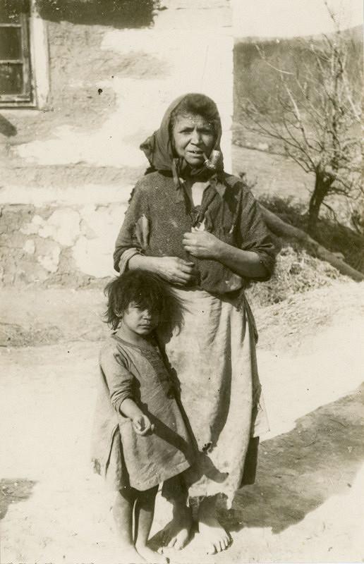 Josef Polák – Matka s dieťaťom v Pečovskej Novej Vsi
