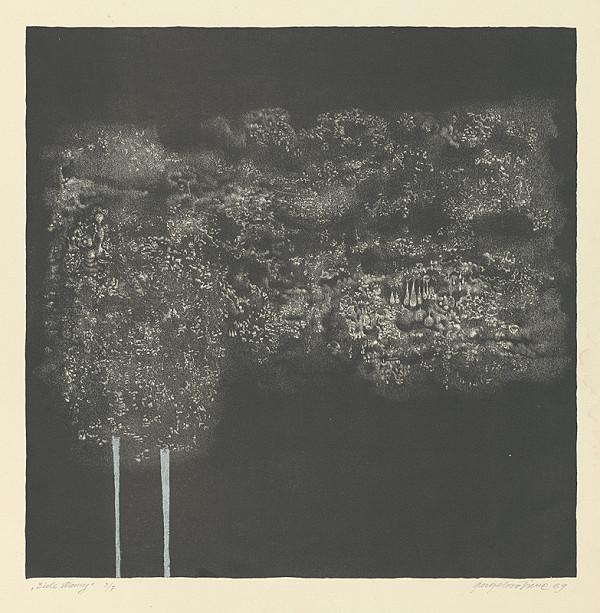 Viera Gergeľová – Biele stromy