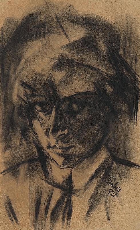 Oskar Ember - Portrét dievčaťa