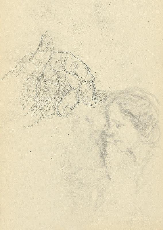Andor Borúth – Štúdia ľavej ruky