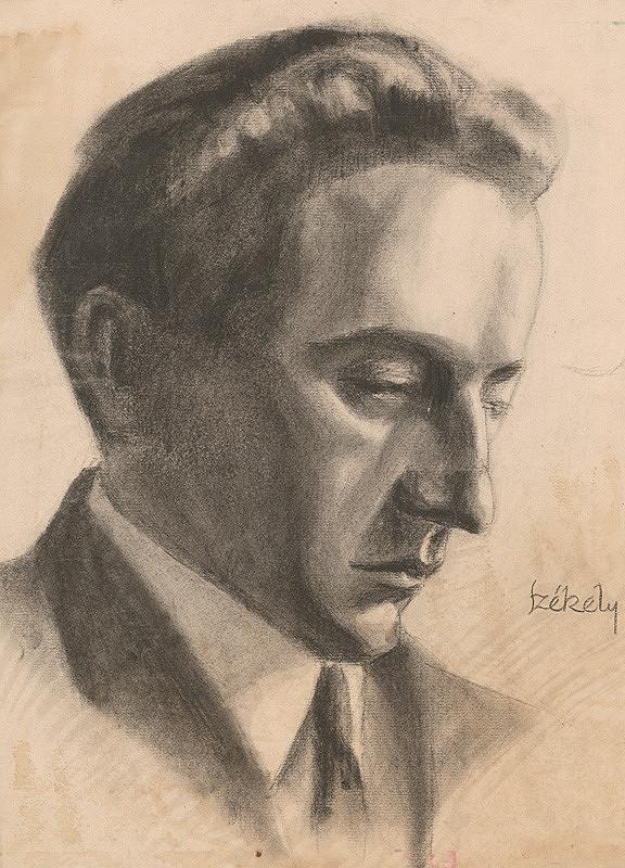 Ivan Anton Székely – Podobizeň mladého muža