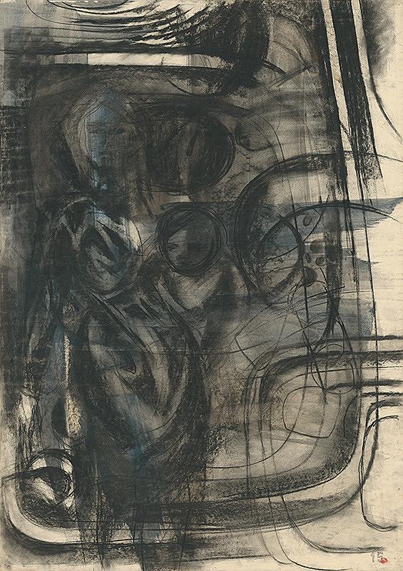 Jozef Kornúcik – Kresba č. 15