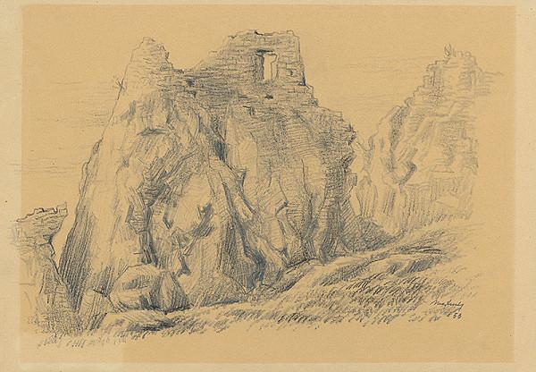 Jozef Majkut – Zrúcaniny Spišského hradu
