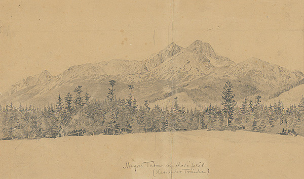 Viliam Forberger - Tatry