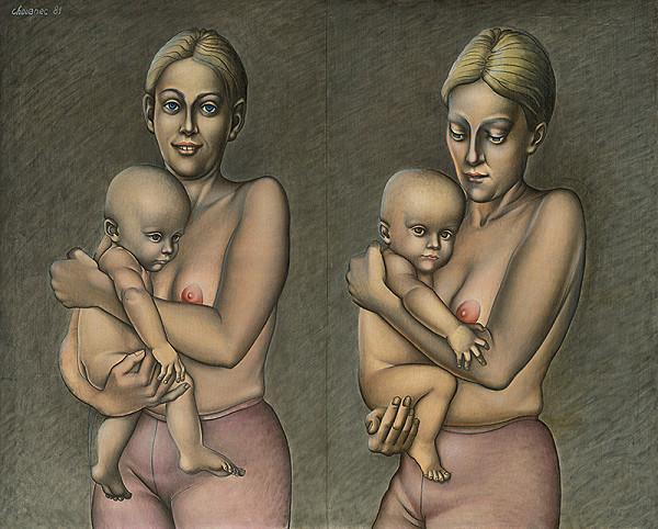 Milan Chovanec - Materstvo