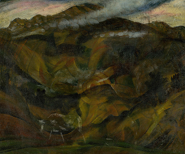 Anton Jasusch – Oranie na horách