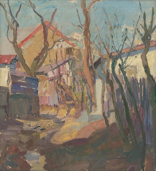 Július Bukovinský - Pod záhradou