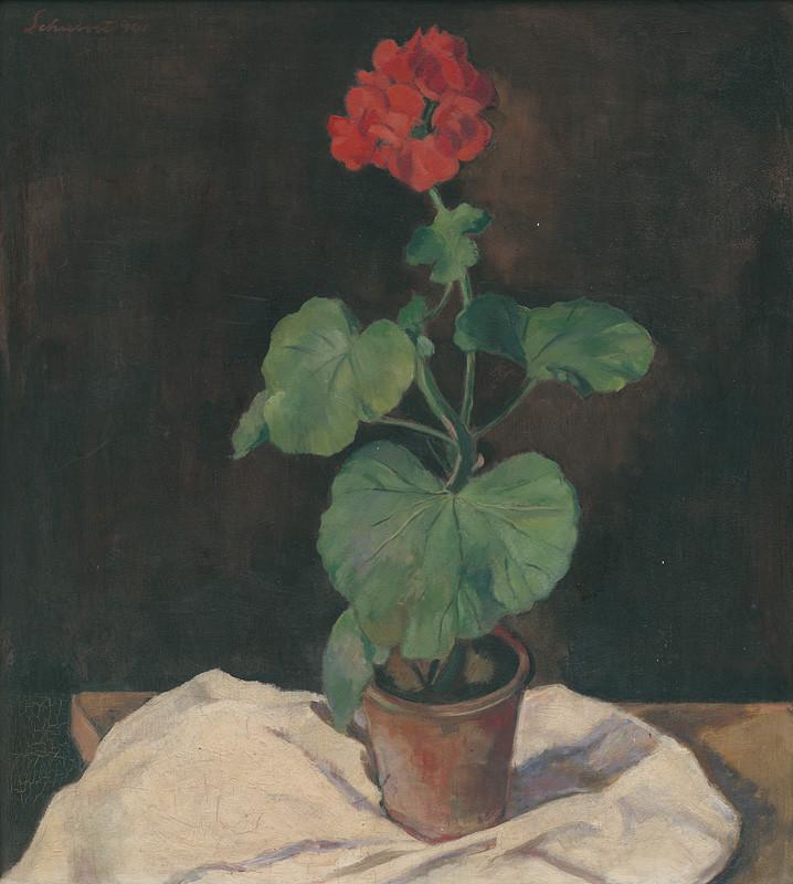 Július Schubert - Muškát, 1941