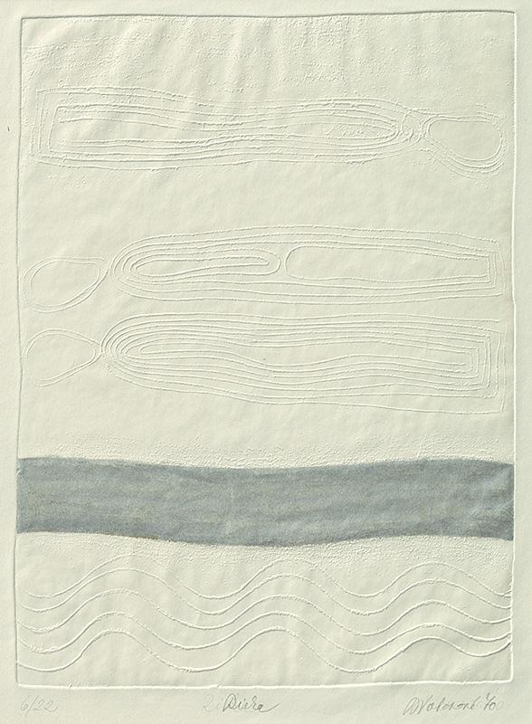 Blanka Votavová - Rieka (1970), Galéria umenia Ernesta Zmetáka, GNZ