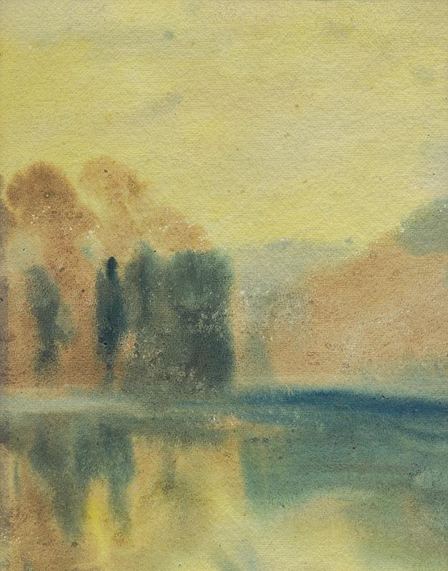 Zolo Palugyay - Pri vode (1931), Liptovská galéria Petra Michala Bohúňa, GPB