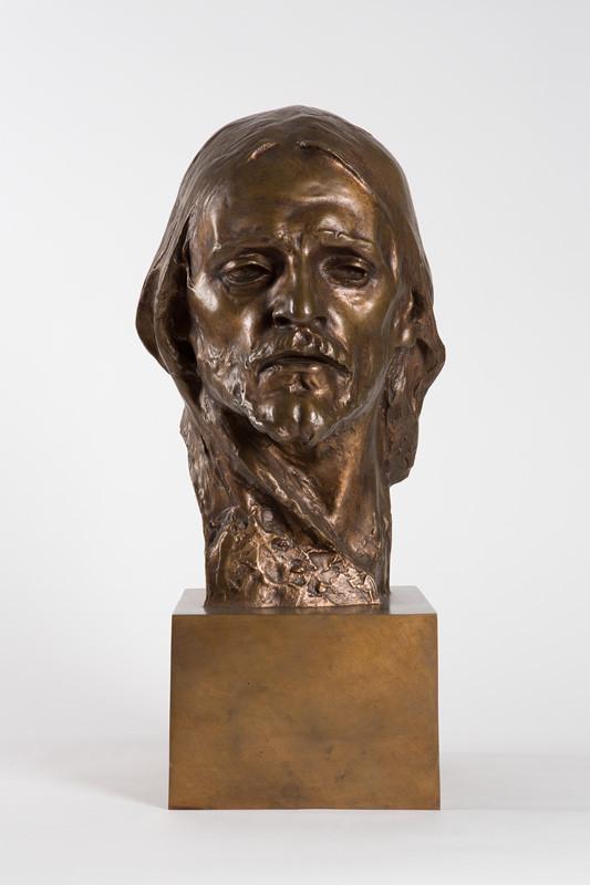Ján Koniarek - Ján Krstiteľ, 1906, Liptovská galéria Petra Michala Bohúňa