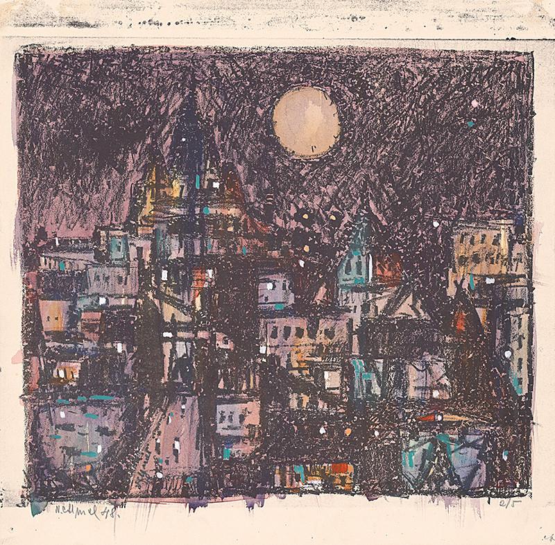 Viliam Chmel - Mesto, 1948