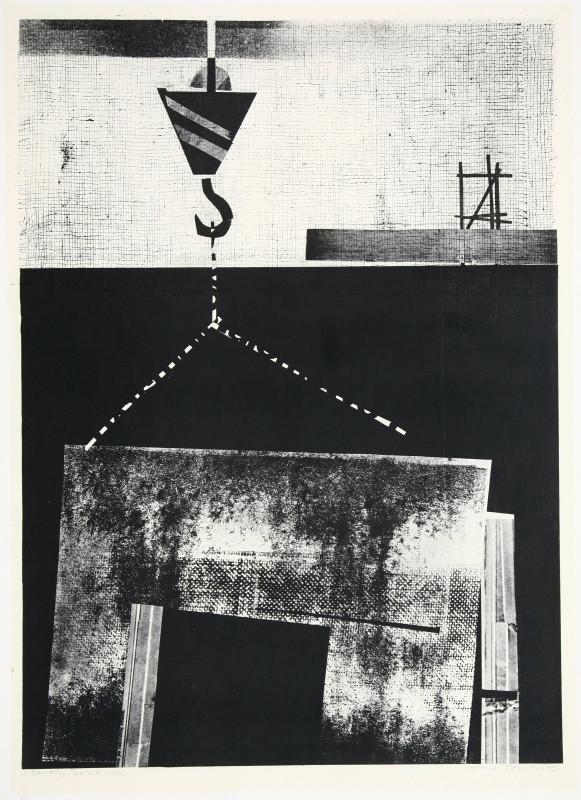 Ivan Štubňa - Panely (1972), Oravská galéria, OGD