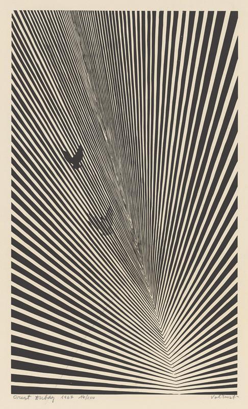 Orest Dubay - Voľnosť (1967), Slovenská národná galéria, SNG