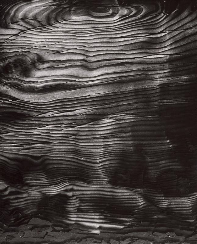 Martin Martinček - Nezbadaný svet. Kruhy vo vode (1962), Slovenská národná galéria, SNG