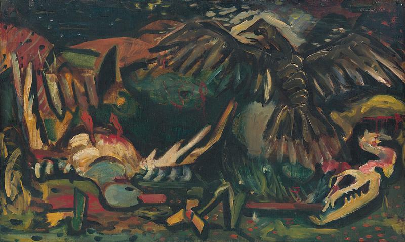 Ladislav Čemický - War