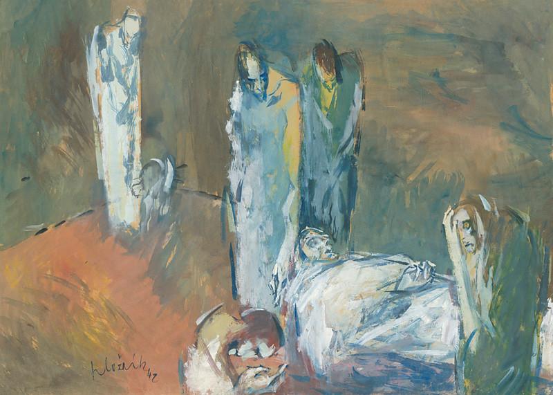 Vincent Hložník - Mŕtvy