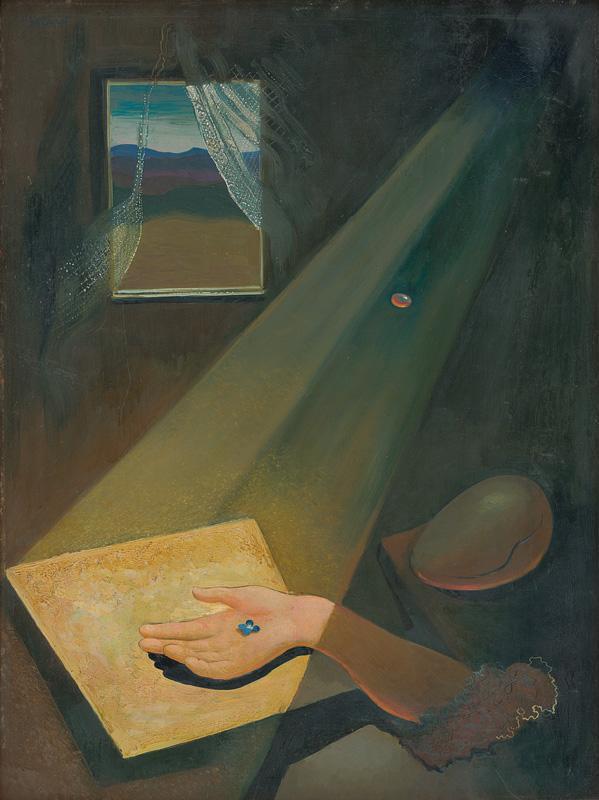 Imrich Weiner-Kráľ - Odpoludnie (okolo 1935), Slovenská národná galéria, SNG