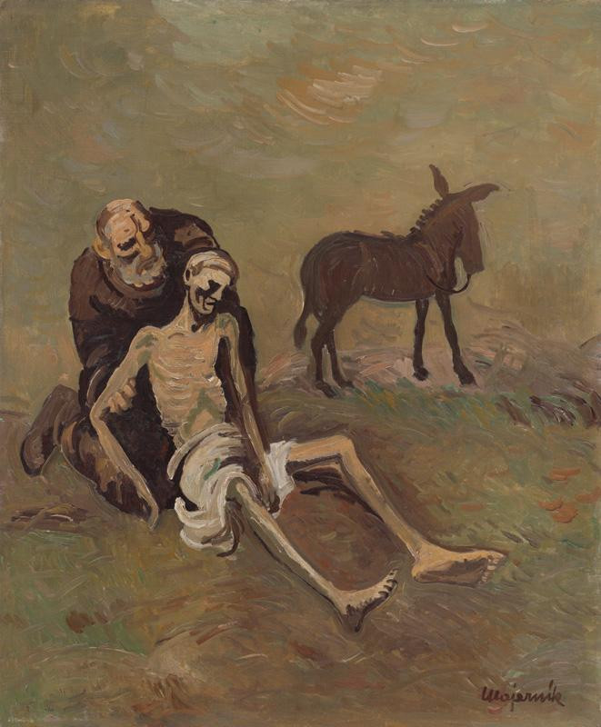 Cyprián Majerník - The Good Samaritan