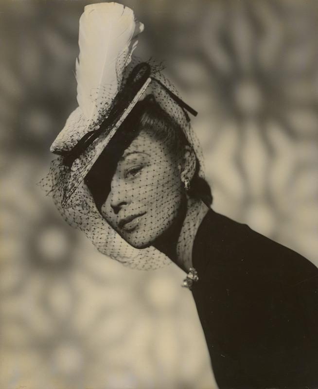 François Kollar: Najobľúbenejšia modelka. 1947