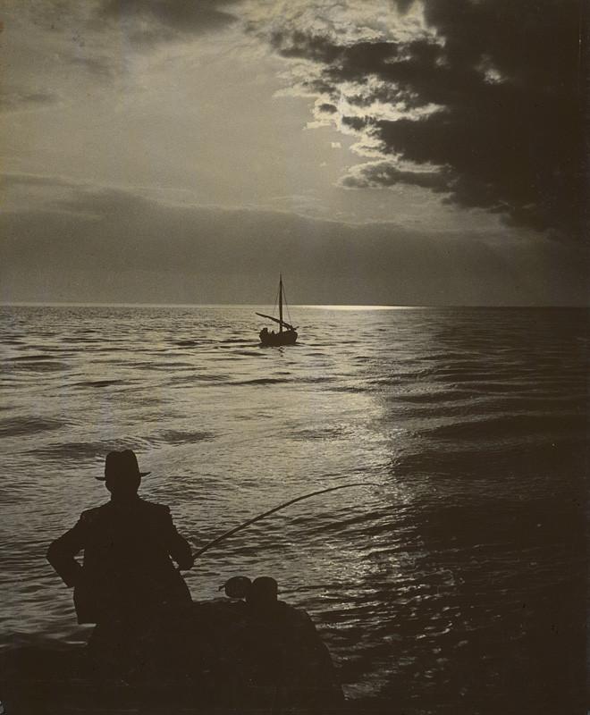 François Kollar - Rybári na mori (1938), Slovenská národná galéria, SNG
