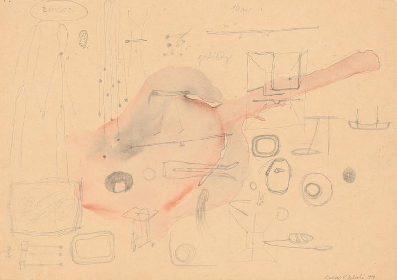 Denisa Lehocká - Bez názvu (1999), Slovenská národná galéria, SNG