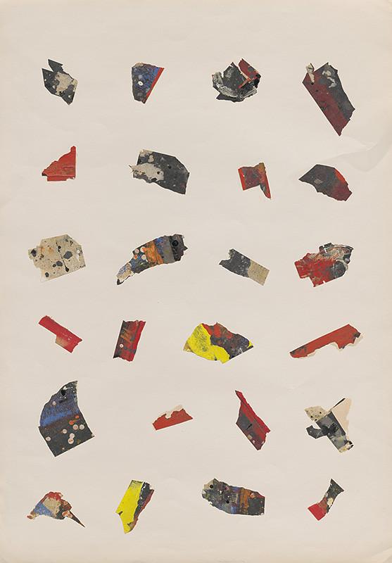 Otis Laubert - Zo série Zbierky I. (1978), Slovenská národná galéria, SNG
