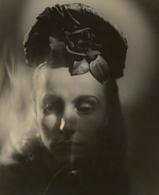 François Kollar: Portrét. 1939