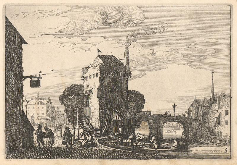 Jan van de Velde ml., Claes Jansz. Visscher - 8.list z albumu