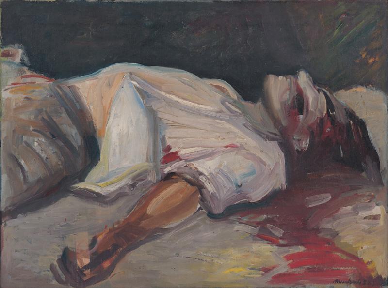 Ján Mudroch - Zavraždený básnik, 1939