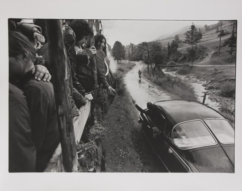 Miloš Vančo - Gondkuľak, Reportáž z akcie-slávnosti Deň radosti... Alexa Mlynárčika III., 1971 (SNG)