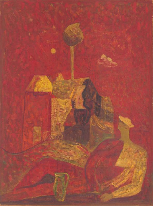 Miloš Alexander Bazovský - Pastorale (1956-1957), Slovenská národná galéria