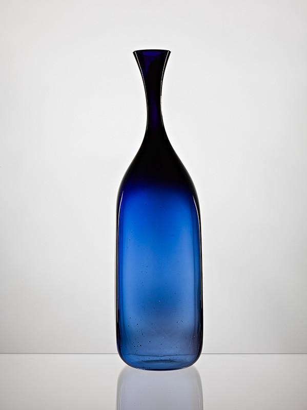 Jaroslav Taraba  - Vázička vysoká modrá, 1965, Slovenská národná galéria