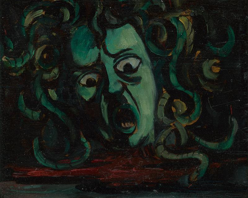 Eugen Nevan - Medusa