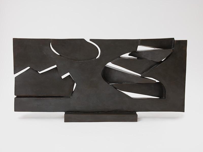Rudolf Uher - Obojstranný reliéf, 1965, Slovenská národná galéria