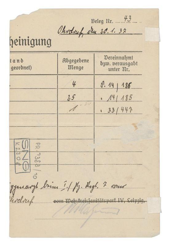 Spomienky na domov - zadná strana (administratívny lístok)
