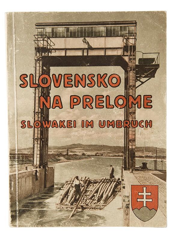 Jozef Cincík - Slovensko na prelome