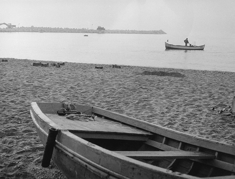 František Veselý - Slnečné pobrežie, Bulharsko, 1977, Súkromný majetok